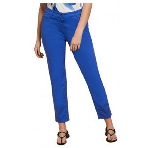Earl Jeans / Royal Blue Mid Rise Jeans